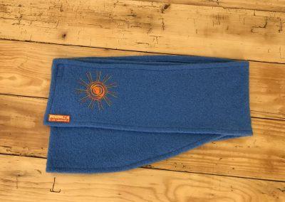geigenberg - hüftschmeichler blau mit sonne